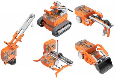 Ed Create All 5 Builds