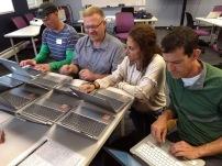 Roarning Fork Edison~Teachers at Computers