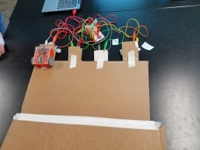 Makey Activated Switches