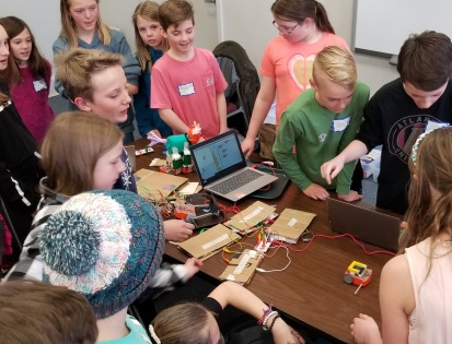 RM-ED.com Student Innovations with Edison and Makey Makey